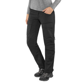 Lundhags Authentic II - Pantalones de Trekking Mujer - Regular negro